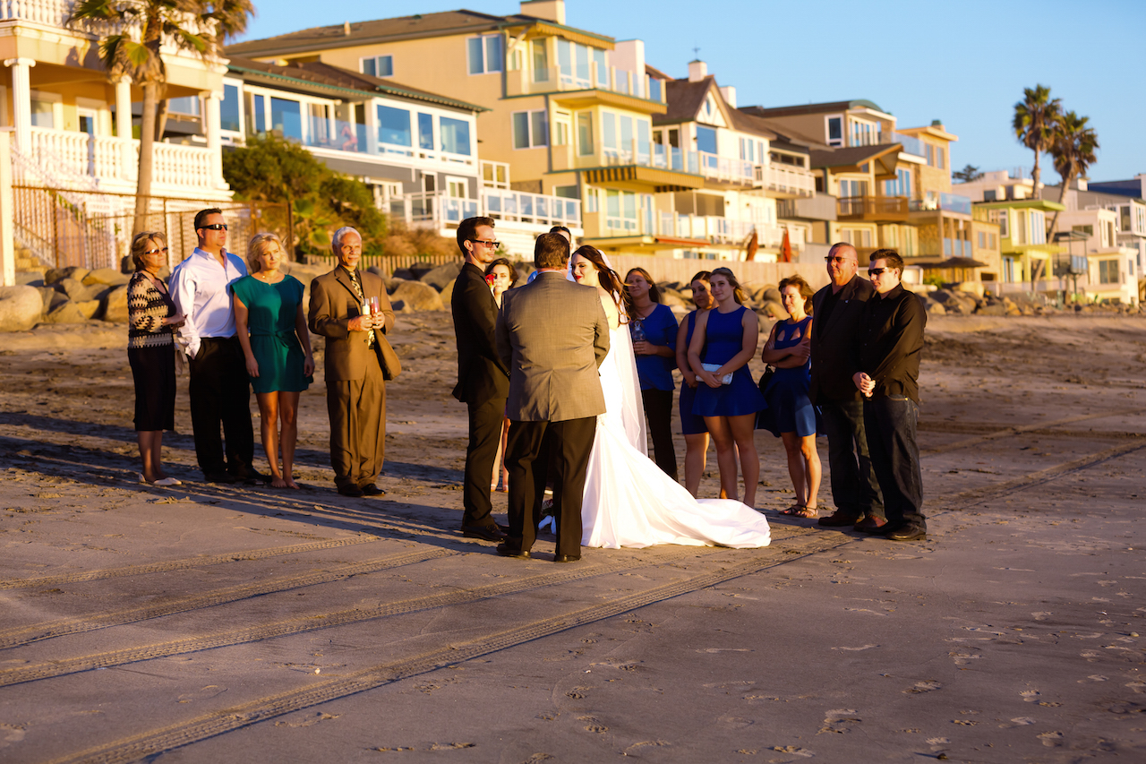 Elope to Oceanside™ | www.elopetooceanside.com | 619-663-5673 | A service of Elope to San Diego™ and Vows From The Heart. All Rights Reserved Photo Credit: Lavish Lark Photography