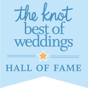 Vows From The Heart | Inducted into the The Knot best of wedding Hall Of Fame
