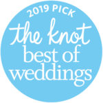 Winner of The Knot's Best of Weddings 2019