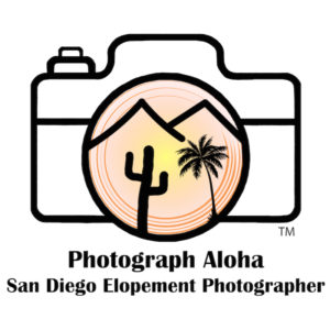 San Diego Elopement Photographer | www.photographaloha.com | 928-299-0175